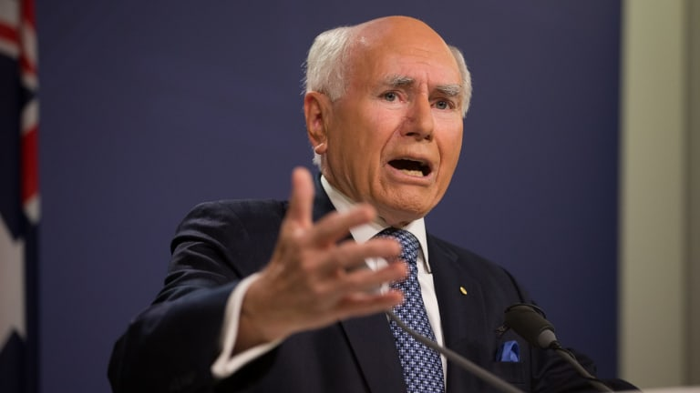 John Howard says there is no need for another inquiry.