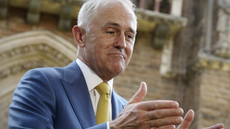 Malcolm Turnbull created a new agency to coordinate MPs travel in January.