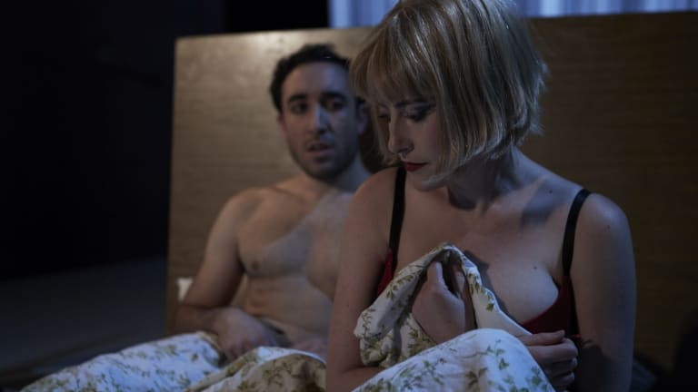 A scene from <i>Notes from Underground</i>.