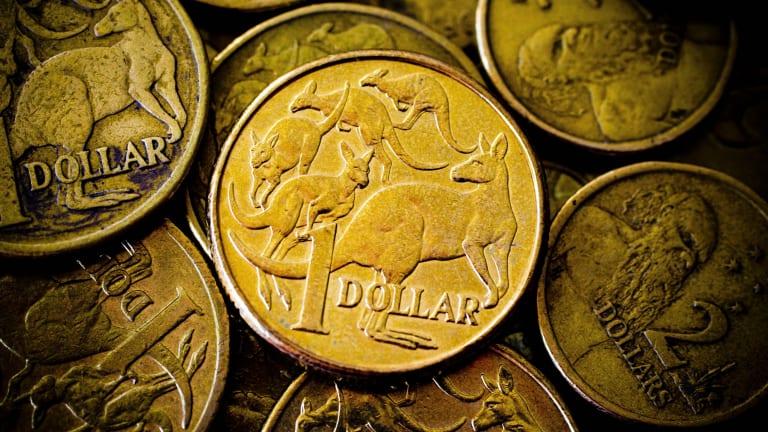 The Australian dollar is garnering a surprising reputation as a safe-haven bet.
