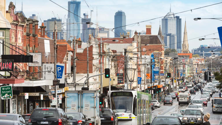 I've run out of ideas for Mystery Melbournes. This is a generic shot of Melbourne instead.