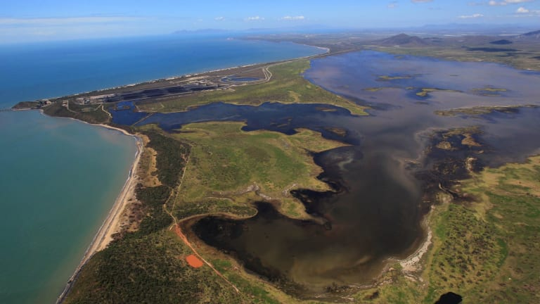 Adani has sought a public loan to build a rail line from the mine to the Abbot Point coal loading facility.