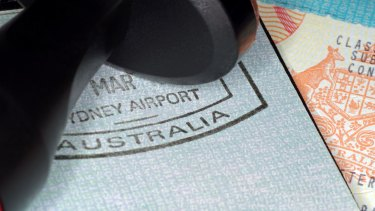 More than 64,000 people are believed to have over stayed visas in Australia