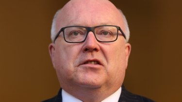 George Brandis says extra funding for mental health agencies is under consideration if a plebiscite goes ahead.