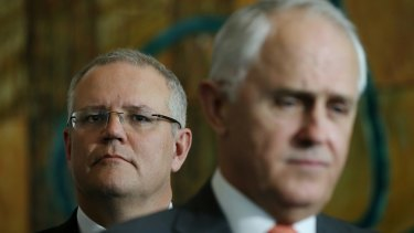 Treasurer Scott Morrison claimed inequality is improving but voters in his own seat strongly disagree.