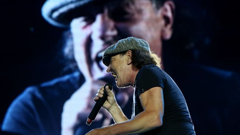 Brian Johnson's legend looms large.
