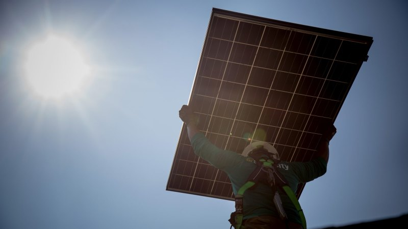 Landlords should install solar panels to supply electricity to tenants