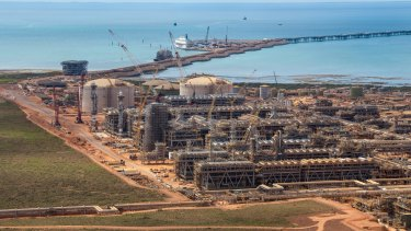 The Gorgon Gas Project – Western Australia – could have come with extra tax conditions.