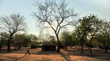 Kachaso village in the Nsanje district of Malawi.