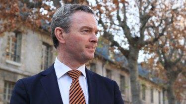 Christopher Pyne says the Coalition won't be slashing spending.