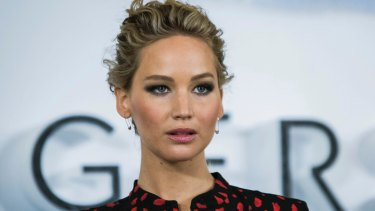 "Jennifer Lawrence says that her 2014 nude photo hack left her feeling ""gang-banged by the f---ing planet."""