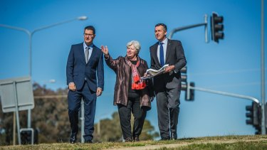 Darren Chester [R] Minister for Infrastructure and Transport announce