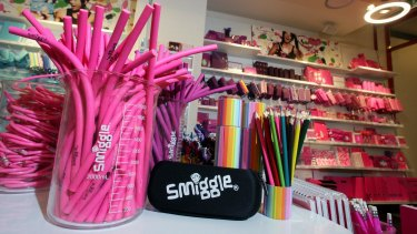 Smiggle is one of Premier's most successful retail brands.