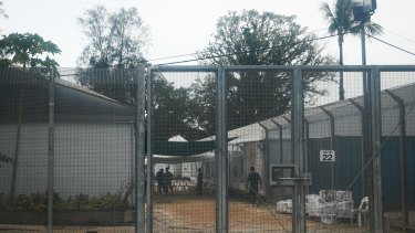 The UNHCR has previously critised Australia for it's treatments of asylum seekers in detention on Manus Island.