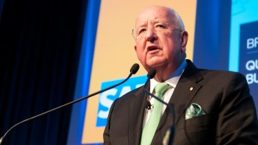 "Former Rio Tinto chief executive Sam Walsh: ""I operated ethically and legally at all times."""