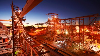 BHP slashes hundreds more jobs at Olympic Dam
