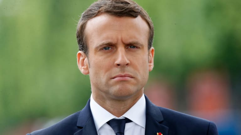 The non-conservative side of politics remains depleted across Europe with the notable exception of France's Emmanuel Macron.