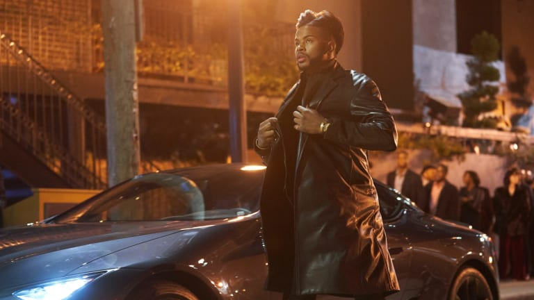 Trevor Jackson's Youngblood Priest has had enough of the drugs business and wants to go straight – after one last deal.