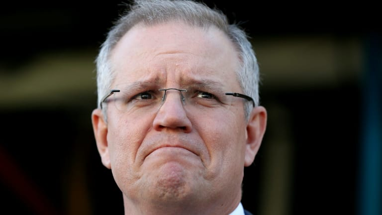 Treasurer Scott Morrison put the focus on growing jobs and the economy in his first budget.