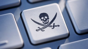 Prospective pirates found somebody was stealing from them, and they weren't happy.