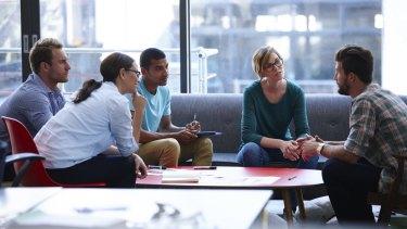 In high-functioning teams, everyone speaks and everyone listens.