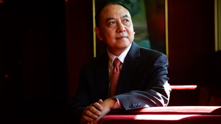 Professor Qi Ye, one of the world's leading experts on Chinese environmental policy, is in Melbourne this week speaking at a climate investors' conference.