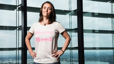 Annie Parker co-ordinated the statement calling out sexual harassment in the Australian tech community.