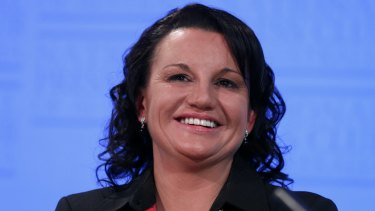 Independent senator Jacqui Lambie has compared the Greens with Islamic State.
