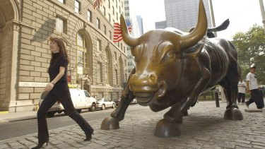 People who are prone to be bulls or bears are displaying cognitive bias.