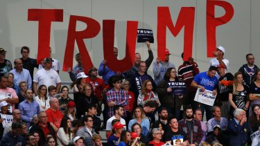 Ignored too long? Donald Trump's supporters.