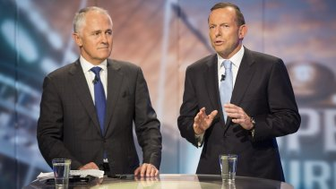 Prime Minister Turnbull had plenty of chances to backflip on the Abbott-era NBN plan, will he risk it this close to the election?