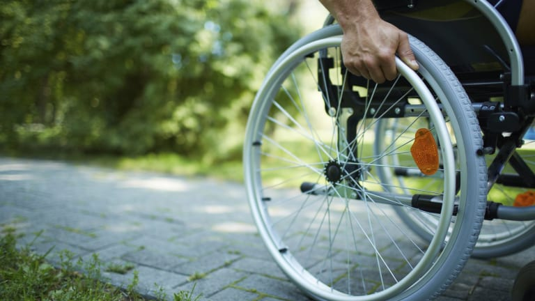 Uncertain:  The NSW government is moving ahead with plans to transfer disability services to the private sector.