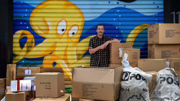 Matt Lawry, owner of Yellow Octopus, says dropping out of Google's rankings can destroy small businesses.