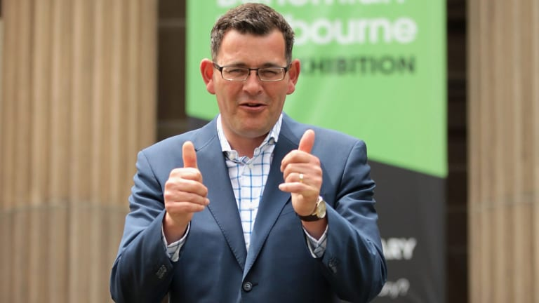The idea that Labor is going to win seems contrary to common sense: Victorian Labor leader Daniel Andrews.