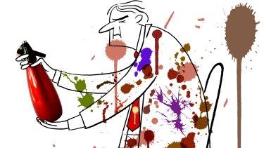 Illustration bySimon Letch.