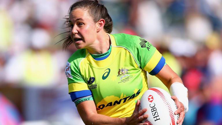 Chloe Dalton of Australia.