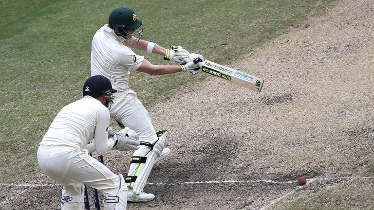 ashes 2017 18 steve smith 39 s century saves australia in boxing day test. Black Bedroom Furniture Sets. Home Design Ideas