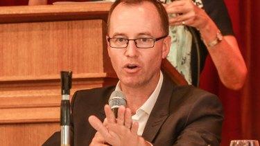 Greens MP David Shoebridge says a US-style gun culture is a possibility.