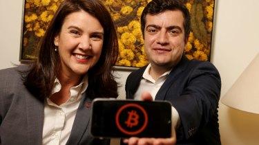 Liberal Senator Jane Hume and Labor Senator Sam Dastyari have formed the Parliamentary Friends of Blockchain at Parliament House