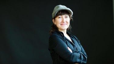 <i>Chevalier</i> director Athina Rachel Tsangari.