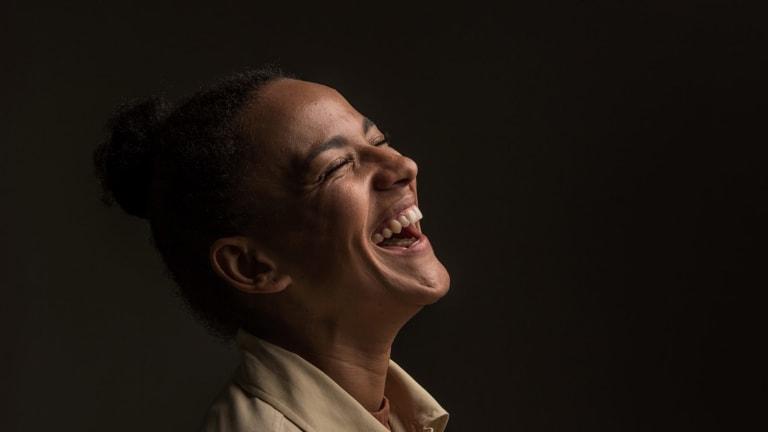 Zindzi Okenyo will play Charmian in Bell Shakespeare's <i>Anthony and Cleopatra</i>.