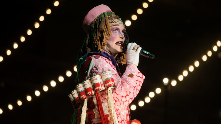 Part four of Taylor Mac's A 24-Decade History of Popular Music at Melbourne Festival.