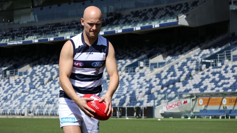 How will Gary Ablett fare in 2018?
