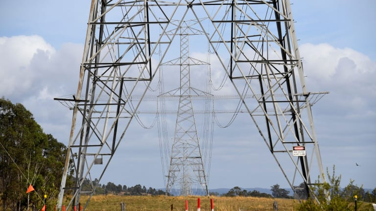 The Australian Energy Market Commission report finds that consumer trust in the energy companies has fallen from 50 to 39 per cent in the last year.