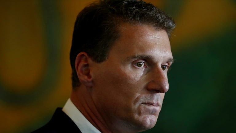 Cory Bernardi believes he has complied with the rules despite not declaring ownership of a $1 million commercial property.