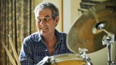 Allan Browne in 2010. Fellow members of the Melbourne jazz community called him an inspiration.