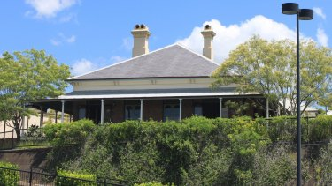 The Middenbury house, on the old ABC site at Toowong, will be preserved.