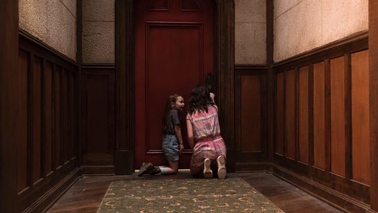 The potency of the horror in The Haunting of Hill House lies in the unseen rather than the seen.