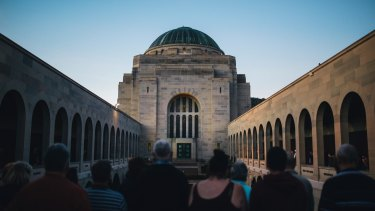 The Australian War Memorial could receive a $500 million redevelopment.