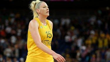 Lauren Jackson is regarded as Australia's greatest female basketballer.